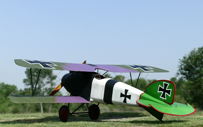 Albatros D Iii By Ian Robertson Roden 1 32