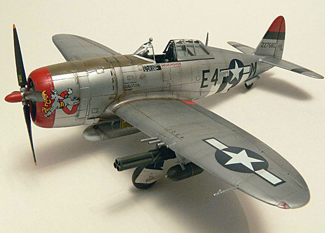 P47 Weathering and that in service look help  - RCU Forums