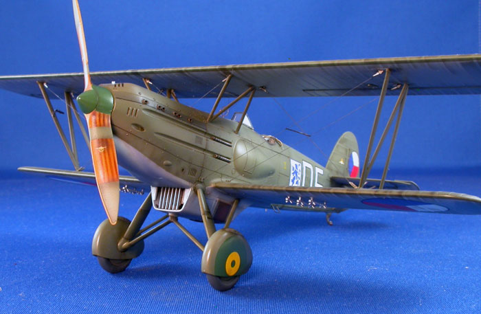 AVIA B.534 III 1//48 Eduard 8191