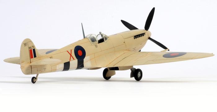 Tamiya Supermarine Spitfire Mk.IXc 1:32 - build review ...