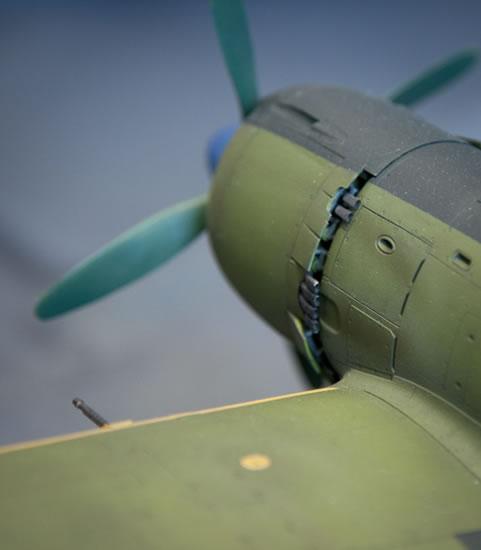 Hasegawa's 1/32 Scale Ki-84 Frank By Matt Odom
