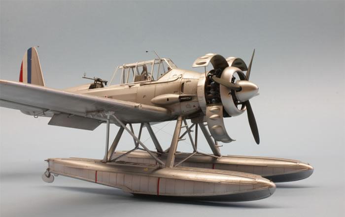 Revell S 1 32 Scale Arado Ar 196 By Roland Sachsenhofer
