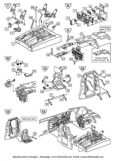 sbs model item no  48028