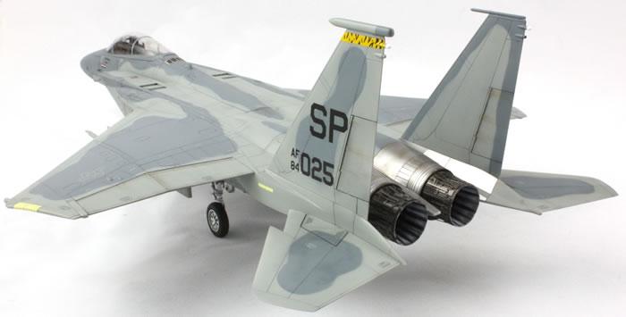 F 15 Cockpit Hasegawa 1/48 scale F-...