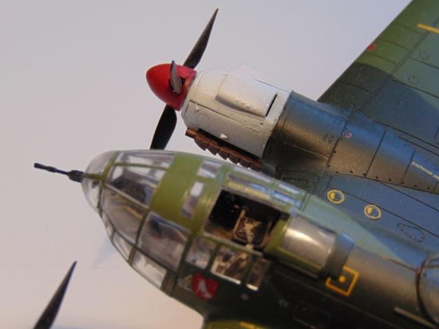Revell 1 72 Henkel He 111 H 6 By Roger Hardy