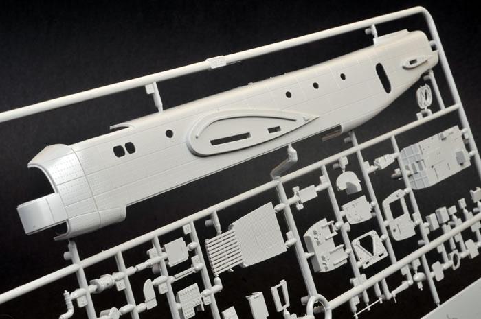 Italeri Kit No 1350 Short Stirling Mk Iv Review By