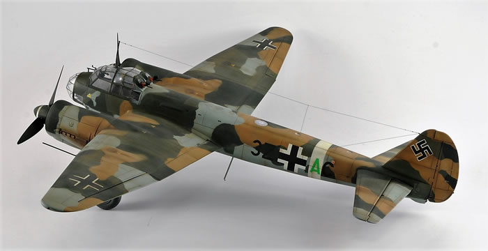 Revell S 1 48 Scale Ju 88 A 4 By Jan Goormans