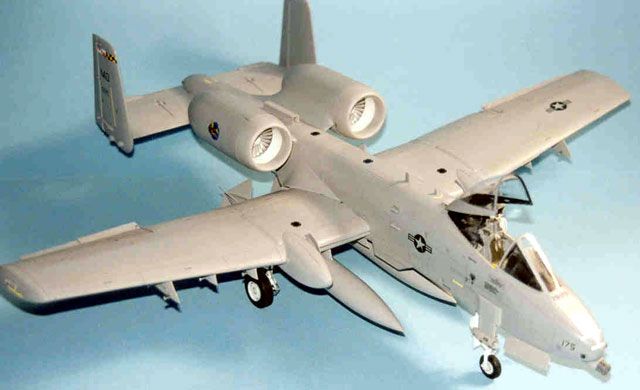 A 10a Warthog By Frank Mitchell Trumpeter 1 32