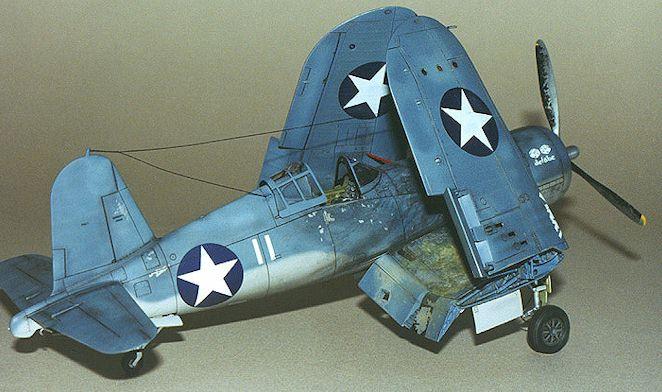 F4U-1 Corsair by Richard Chafer (Tamiya 1/48)