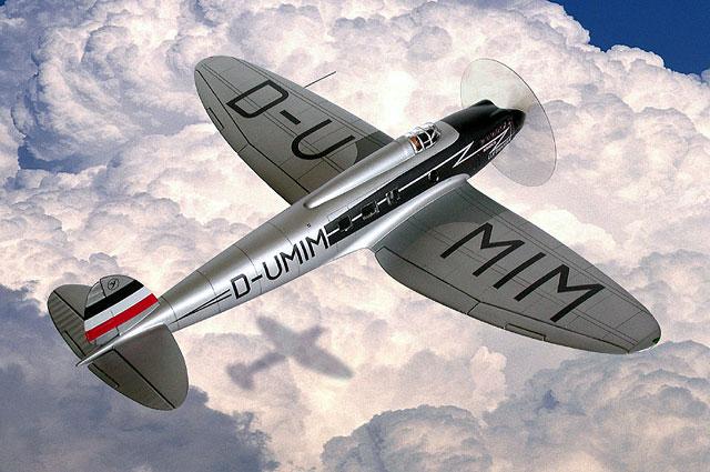 Heinkel He 70 By Mike Grant Matchbox 1 72
