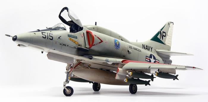 Italeri 1 48 A 4f Skyhawk By Sasha Miloshevic