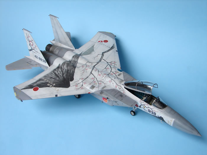 F-15J by Brendan Moss (Hasegawa 1/48)