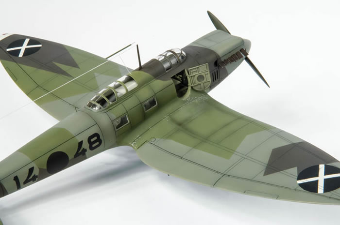 AZ Models' 1/48 Heinkel He 70 by Alan Price