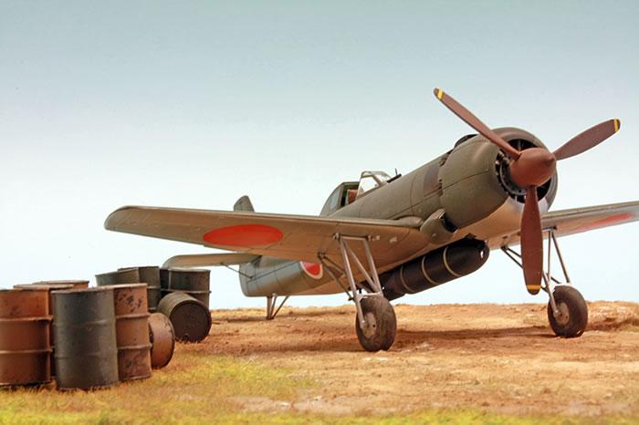 Duard 1 48 Scale Nakajima Ki 115 Tsurugi By Roland