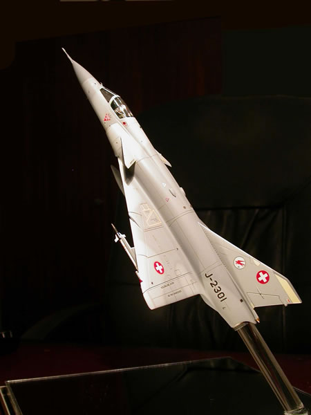 Esci 1 48 Dassault Mirage Iiis By Thierry Reverdin