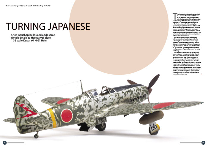 military illustrated modeller aircraft edition issue 3 preview